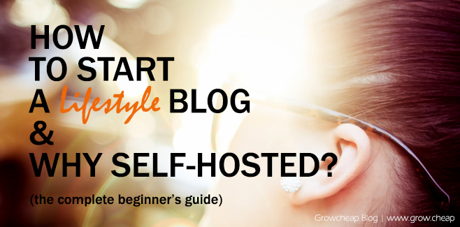 How to Start a Successful Blog & Why Self-Hosted? #Blogging #Content #Marketing