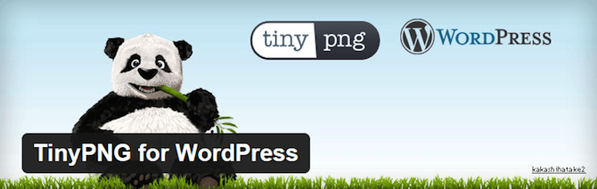 TinyPNG - WordPress Image Compression Plugins