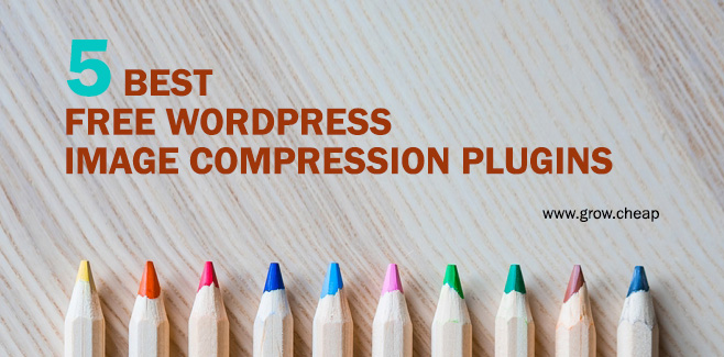 5 Best Free Wordpress Image Compression Plugins #Blogging #SEO