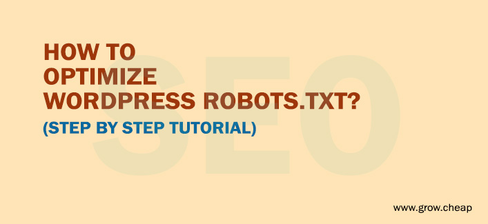 How To Optimize WordPress Robots.txt for SEO?