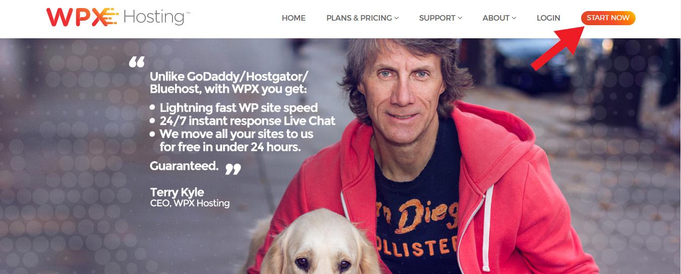 start-now-wpx-hosting