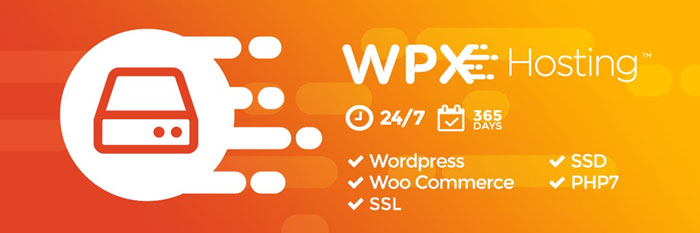 WPX Hosting PHP 7 Hosting for WordPress