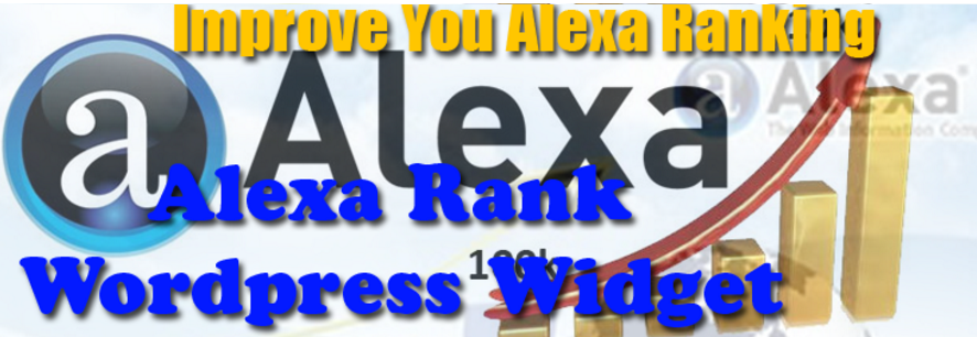 Alexa Ranking Widget WordPress Plugi
