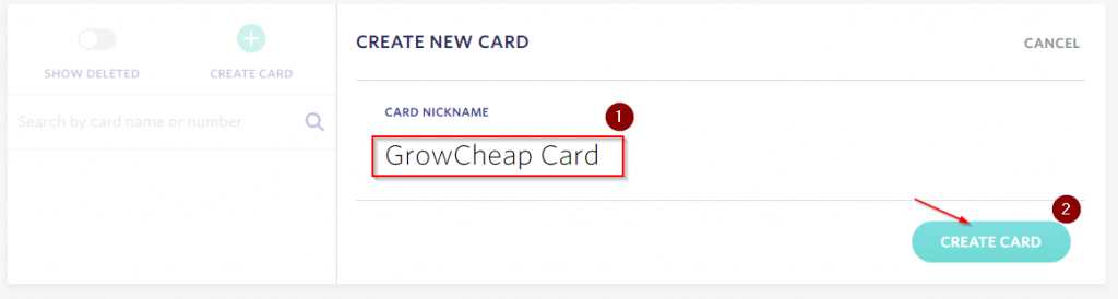 EntroPay: Create a Free Virtual Credit Card Egypt