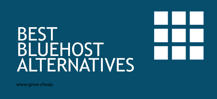 BlueHost Down? Best BlueHost Alternatives