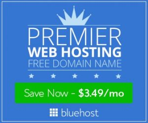 BlueHost Free Domain Name + Whois Privacy