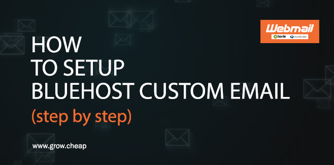 How To Use BlueHost Webmail Login (Email Setup)