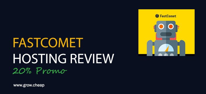 FastComet Hosting Review: A Good Web Hosting? #FastComet #Hosting #Review #WordPress