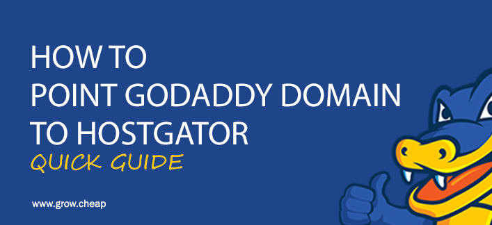 How To Point GoDaddy Domain To HostGator (Quick) #GoDaddy #Domain #HostGator #WordPress