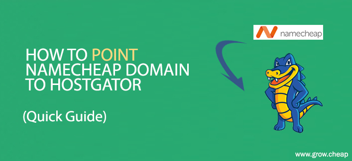 How To Point NameCheap Domain To HostGator #NameCheap #HostGator #Hosting #DNS