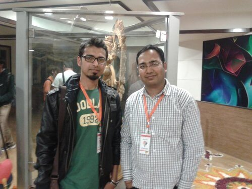 Harsh Agrawal & Amit Agarwal
