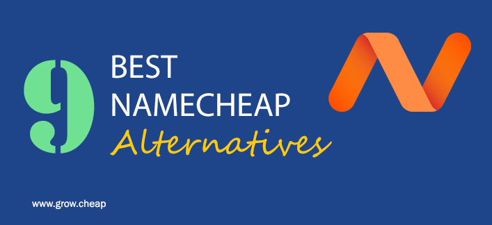 9 Best NameCheap Alternatives (Hosting & Domains) #NameCheap #Alternatives #Domains #Hosting #WordPress