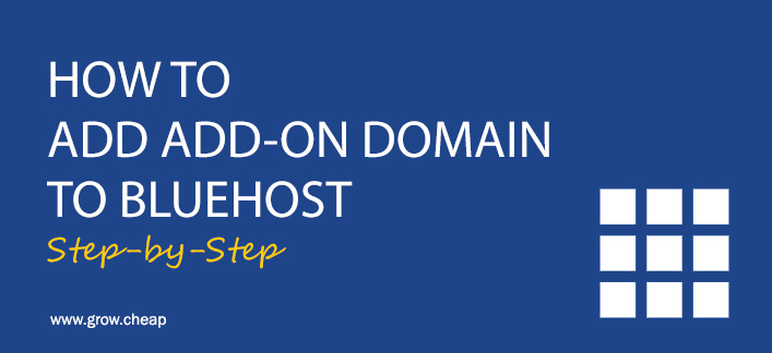 How To Add Addon Domain To BlueHost (Quick) #Addon #BlueHost #WordPress