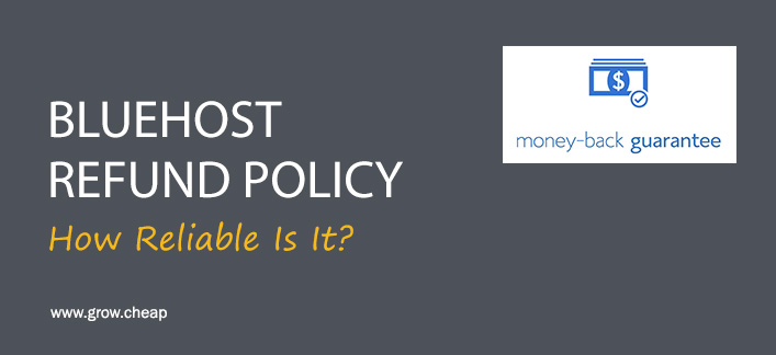 BlueHost Refund Policy: Is It Reliable? #BlueHost #Refund #Policy #Hosting