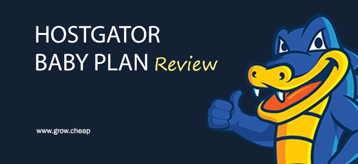 HostGator Baby Plan Review (+ Incredible 41% OFF)