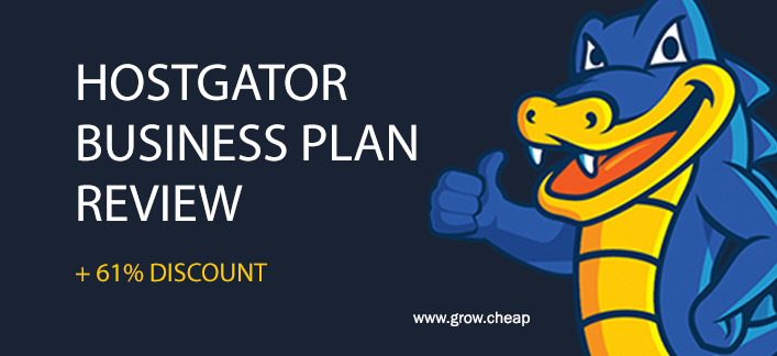 HostGator Business Plan Review (+ 61% Discount)