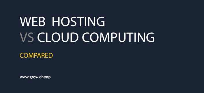 Traditional Web Hosting Vs Cloud Computing (Compared) #Hosting #Cloud