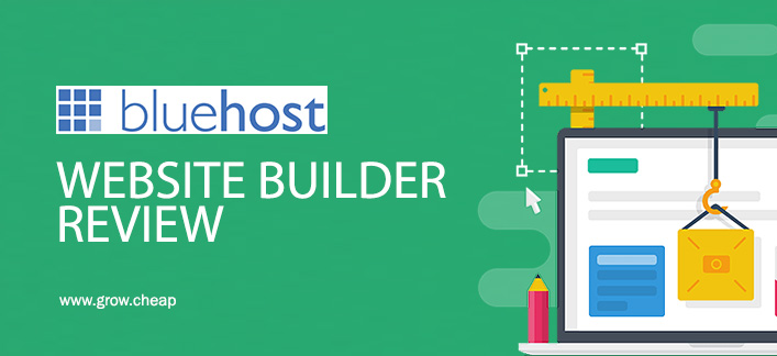 BlueHost Website Builder Review (Truly Unbiased)