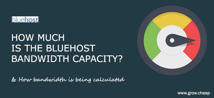 How Much Is The BlueHost Bandwidth Limit? #BlueHost #Bandwidth #WordPress #Traffic