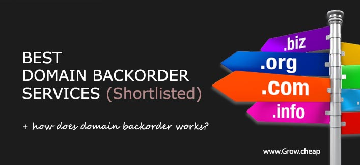 Best Domain Backorder Service Providers (Shortlist) #DomainBackorder #Backorder #Domain