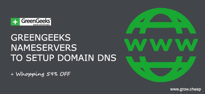 What are the GreenGeeks Nameservers? (for DNS) #GreenGeeks #Nameservers #DNS
