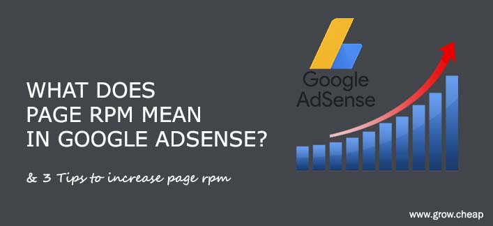 What Does Page RPM Mean in Google Adsense? #RPM #Adsense #Marketing #CPC