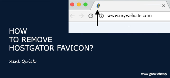 How To Remove HostGator Favicon? (Quick) #HostGator #Favicon