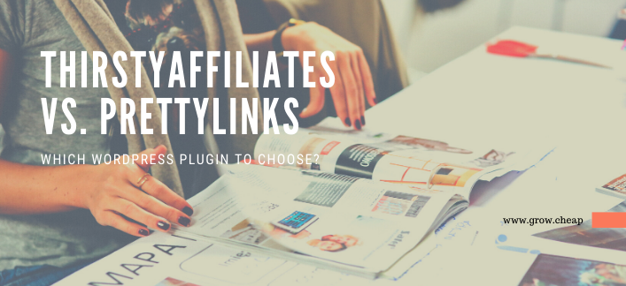 Pretty Links Vs. ThirstyAffiliates: Which To Choose?