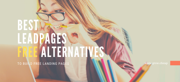 5+ Best LeadPages Free Alternatives [Updated]