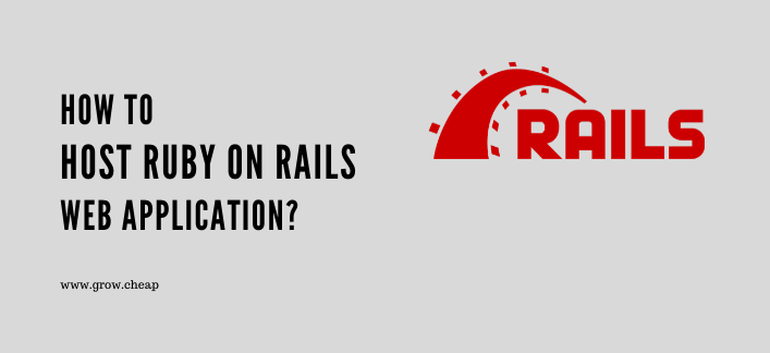 How To Host Ruby on Rails Web Application