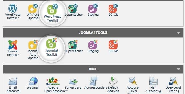 WordPress Website SiteGround