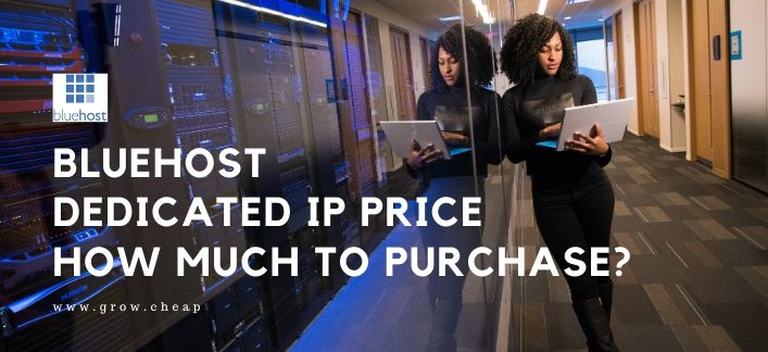 BlueHost Dedicated IP Price: How Much To Purchase?