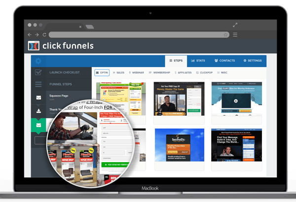 ClickFunnels-Software
